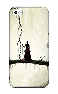 Iphone 5c Cover Case - Eco-friendly Packaging(cool Art )