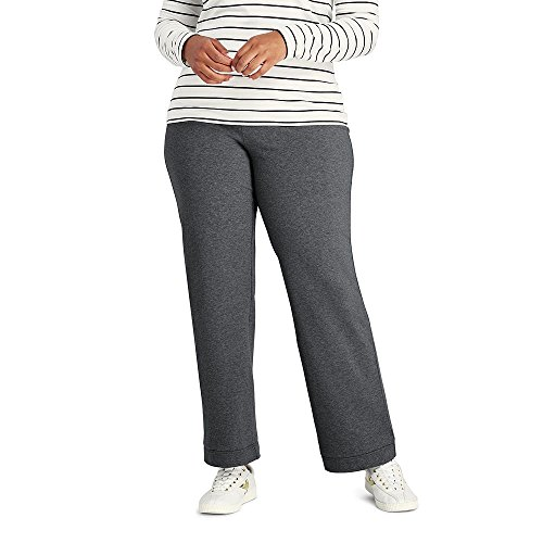 Lands' End Women's Plus Size Petite Starfish Pants