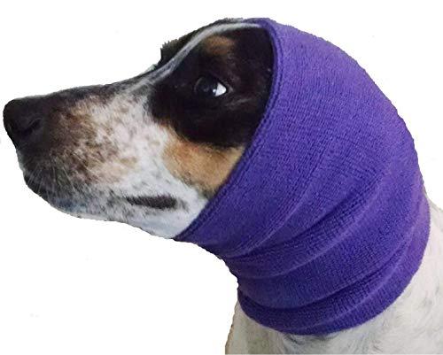 ZONI PETS Happy Hoodie Large Purple