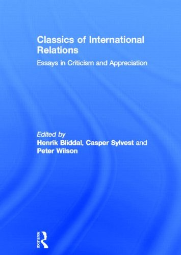 Classics of International Relations: Essays in Criticism and Appreciation