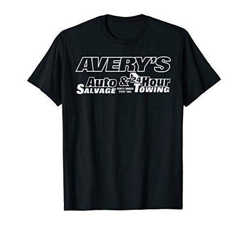 (Avery's Auto Salvage & 24 Hour Towing)