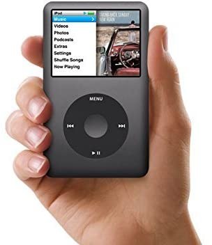 Solid State SSD was 160GB Apple iPod Classic 512GB 7th Generation ...
