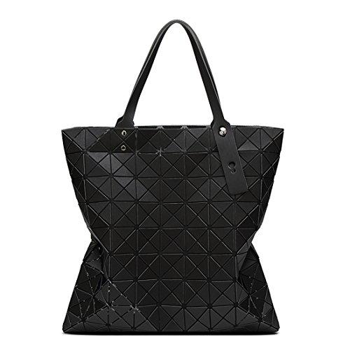HT Shoulder Bag - Bolso de asas para mujer negro