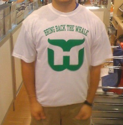 Image Unavailable. Image not available for. Color  Hartford Whalers T shirt. 6f81b69c7