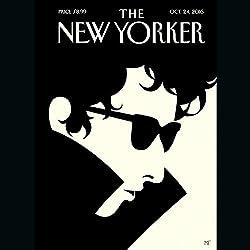 The New Yorker, October 24th 2016 (Stephanie Clifford, Elizabeth Kolbert, Margaret Talbot)