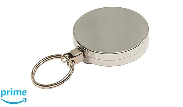 cardkeep 26200 - 0000 50 cm alambre de metal YOYO con ...