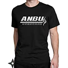 ANBU Ninja Team Shinobi Squad - Adult T-Shirt for Naruto Anime