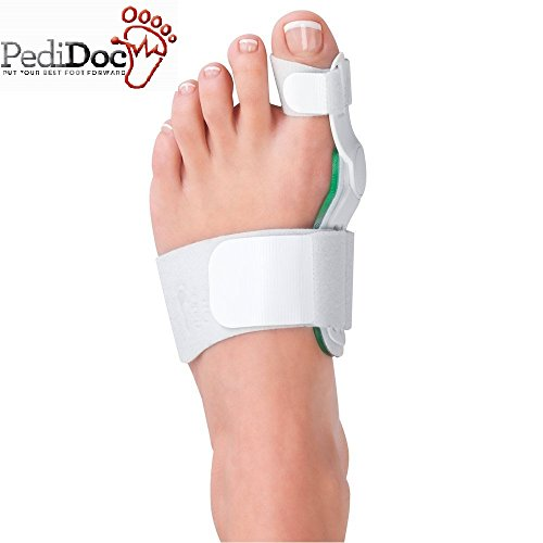 Orthopedic Bunion Corrector and Bunion Relief Hinged Bunion Splint with Hallux Valgus Bunion Pads for Women and Men, Girls and Boys – Bunion Bootie Brace Toe Straightener Guard to Stop Foot Pain 2' Stretcher Pad
