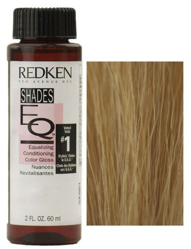 Color Conditioning Gloss (Redken Shades EQ Equalizing Conditioning Color Gloss - 07GB - Butterscotch)