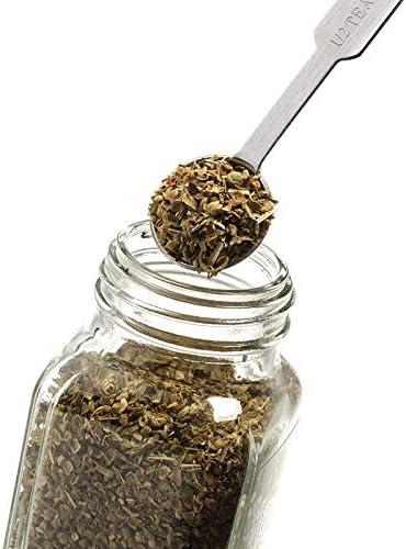 Lacor tsp Libre de BPA Medidas en ml Inox y Polipropileno Reposter/ía Apto para Lavavajillas Apilables tbsp Medidor de L/íquidos y Alimentos 67037 Set 4 Cucharas Medidoras Gris