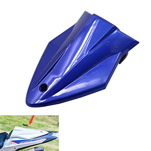 Alpha Rider Motorcycle Injection Blue Pillion Rear Passenger Seat Cover Cowl For BMW S1000RR 2015 2016 2017 S1000 RR S 1000 RR