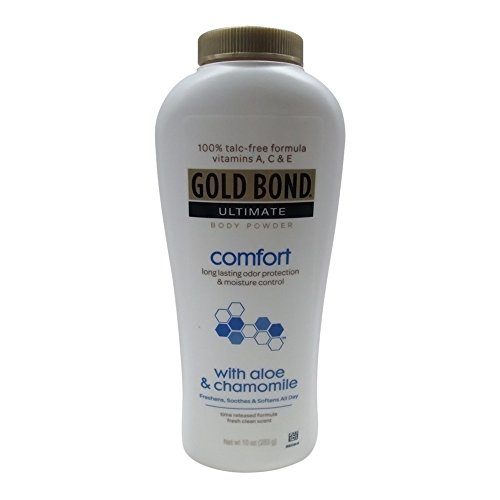 - Gold Bond Ultimate Comfort Body Powder - 10 oz - 2 pk