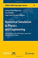 Numerical Simulation in Physics and Engineering Front Cover