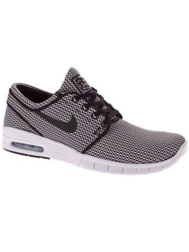 Nike Herren Stefan Janoski Max Skateboardschuhe schwarz - weiß