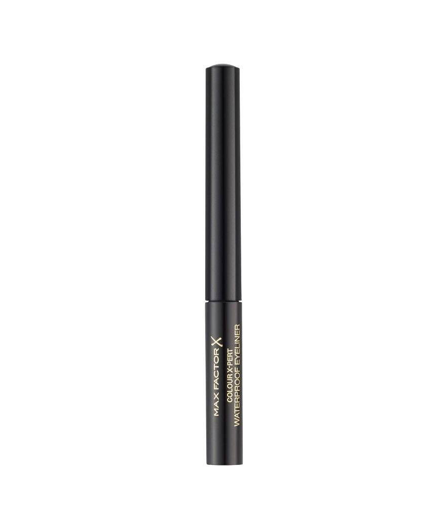 Max Factor Colour X-Pert Waterproof Eyeliner 02 Metallic Anthracite, 1er Pack (1 x 2 ml) 81448678