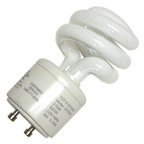 - TCP 13W SpringLamp GU24 Base CFL - 33113SP (Case of 24)