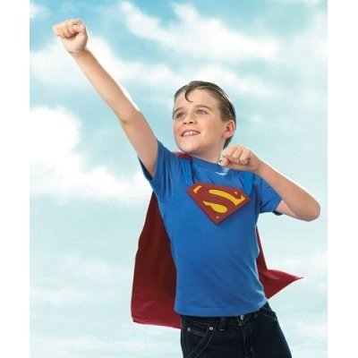 Matte (Superman Costume For Kids Flying)