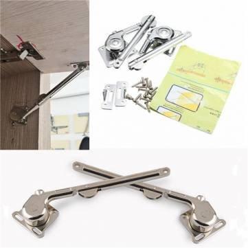 levante la tapa puntal puerta de aleta de soporte quedarse estancias hidrá ulicos para mueble de cocina armario Kyz Kuv J284103X