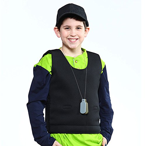 Weighted Compression Vest - Black by Fun and Function