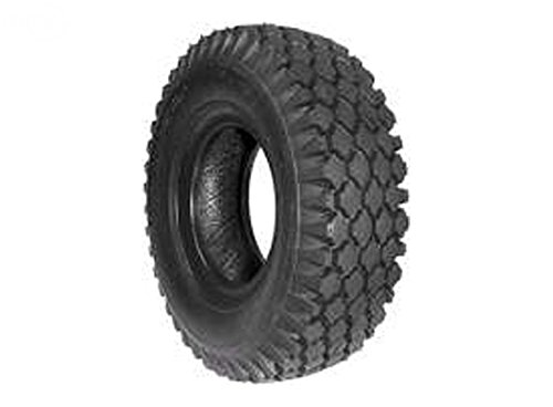 Tread 2 Ply Tubeless Tire - Mr Mower Parts Tire 480X400X8 (4.80X4.00X8) Stud Tread 2-Ply Tubeless Tire Carlisle: 5160501