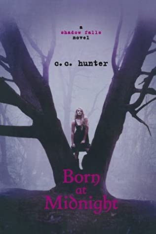 book cover of Born At Midnight