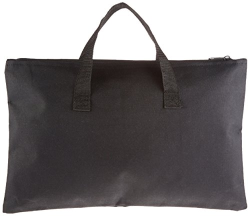 S.A. RICHARDS Prop-IT Needlework Tote Bag, Black ()