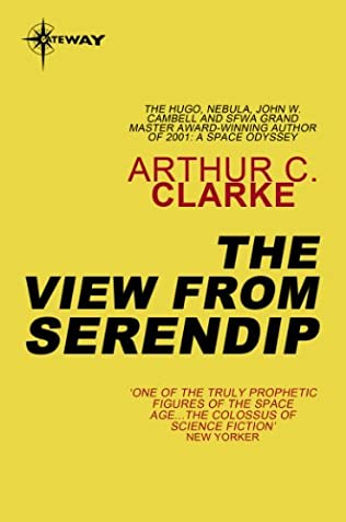 book cover of The View from Serendip
