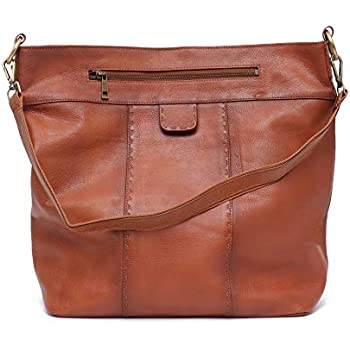 6d3351d90c01 STEPHIECATH Women Leather Tote Bags Retro Stylish Handbag Italian Genuine Cow  Leather Shoulder Bags Large Real Skin Spray Color Luxury Female Casual  Vintage ...