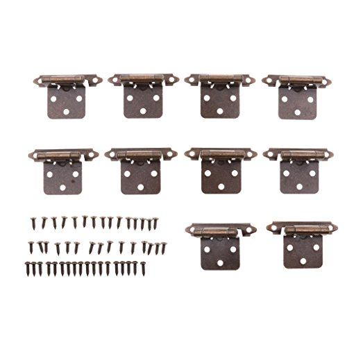 Used, Homyl 5 Sets RV Trailer Kitchen Cabinet Door Hinges for sale  Delivered anywhere in Canada
