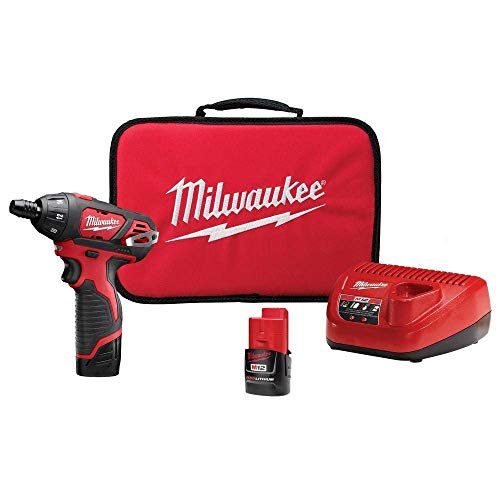 Milwaukee 2401-22 M12 12-Volt Lithium-Ion 1/4 in.