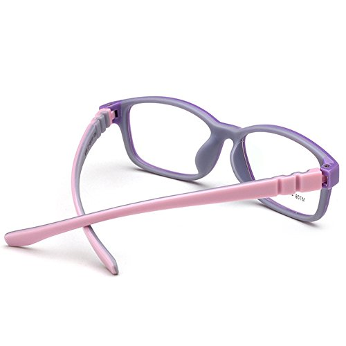 b1716a039b Fantia Children with Amblyopia Frame Ultra Light TR90 Boys and - Import It  All