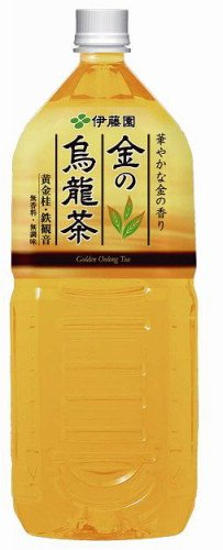 ITO EN gold oolong 2L ~ 6 pieces of by Of gold oolong tea