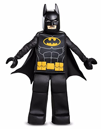 Lego Batman Costumes (Kids LEGO Batman Costume (Small 4-6))