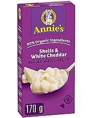 Annie's Homegrown Shells & White Cheddar Macaroni & Cheese, 170 Grams