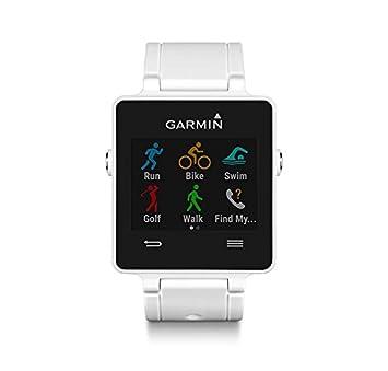 Garmin vívoactive HRM - Smartwatch con GPS y pulsómetro, color ...