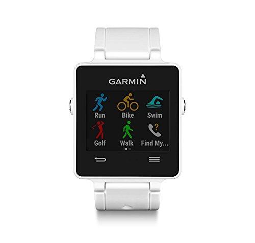 249 opinioni per Garmin Vívoactive Smartwatch GPS con Monitoraggio Attività e Profili Sport,