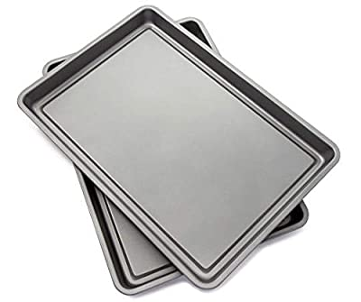 Great Gatherings Non-Stick Jelly Roll Pans, 2-Pack 16.12 x11.18