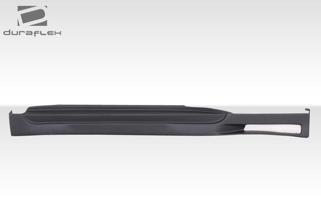 Duraflex ED-UWZ-992 Spyder Side Skirts Rocker Panels 2 Piece Body Kit Fits Honda Accord 1998-2002