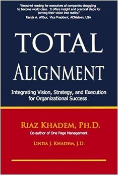 Book Total Alignment