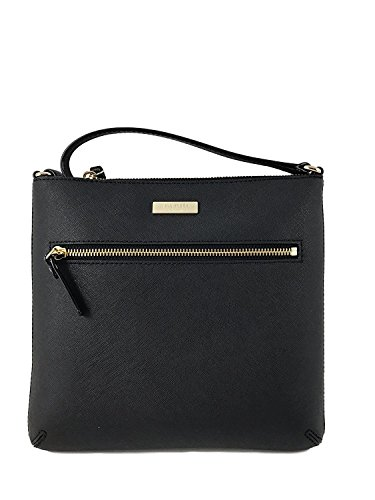 Spade Black New Way Kate Rima Crossbody Bag Laurel York Leather fFUCwdqxC