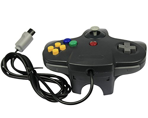 Pomilan Classic Retro Wired Controllers For N64