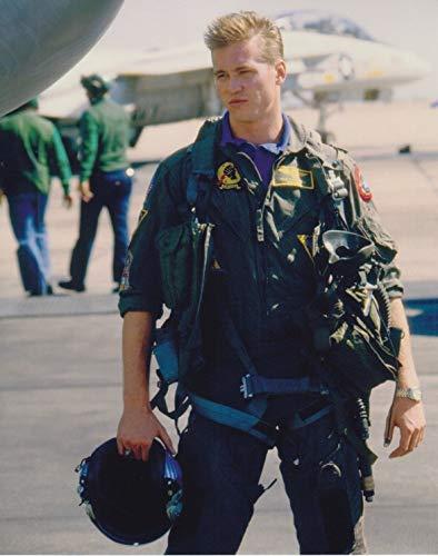 (Movie Images Top Gun VAL Kilmer, Photo 8x10,#5257)