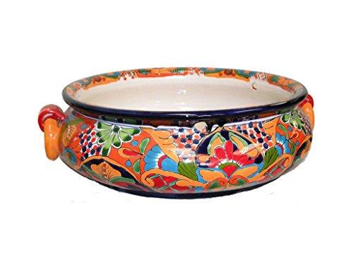 Talavera Pottery Succulent or Mini Garden Bowl
