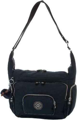 Kipling Europa Crossover Handbag, True Blue, Talla única