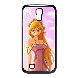 Samsung Galaxy S4 I9500 Phone Case BLack Enchanted Giselle OF5402590
