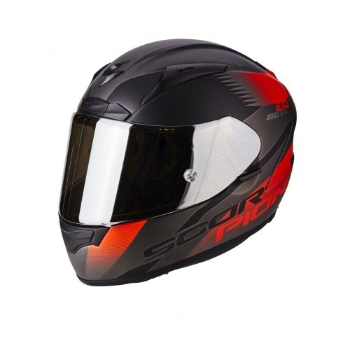 talla S Scorpion Casco Moto exo-2000/ Evo Air Volcano multicolor