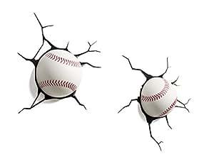 3DLightFX 3D Baseball Light