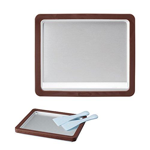 도우시 샤 아이스크림 메이커 하삐로루 태블릿 집에서 롤 아이스 DHRL-18