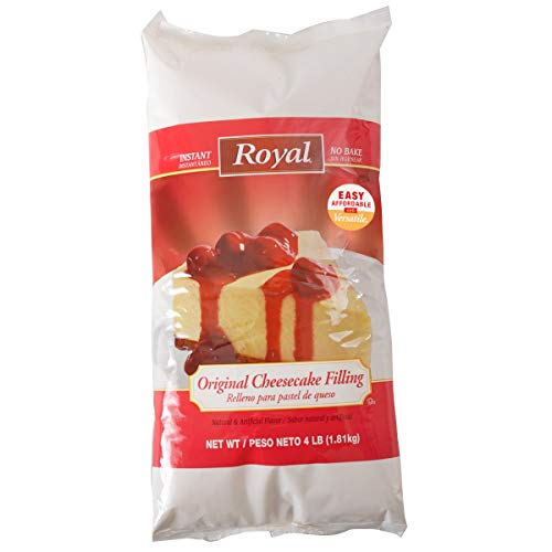 Royal Instant No Bake Cheesecake Filling (4#) ()