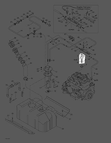 (Sea-Doo 2001 2002 01 02 Gtx Rx Di Air Injector Assembly 219700275 New)